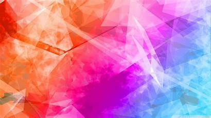 Colorful Background Abstract Backgrounds Wallpapers Desktop Polygonal