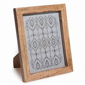 Cadre Photo 13x18 : cadre photo en bois 13x18 cm sami maisons du monde ~ Teatrodelosmanantiales.com Idées de Décoration