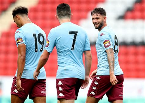 Aston Villa news: Midfielder confirms why he is absent for ...