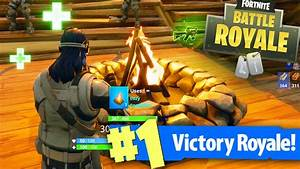 COZY CAMPFIRE GAMEPLAY - HOW IT WORKS! (Fortnite Battle ...