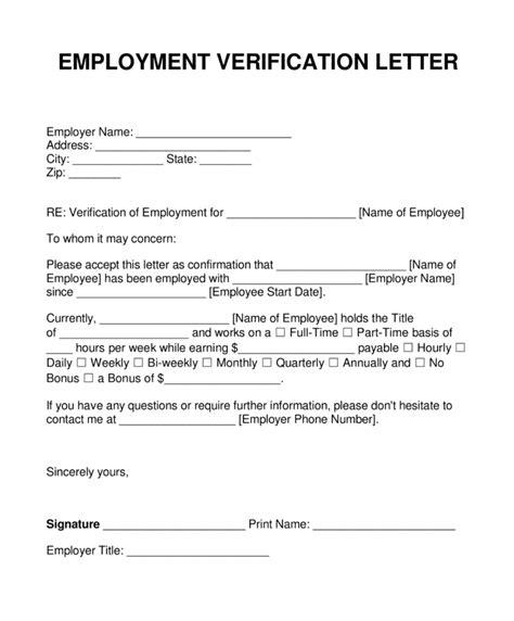 employment verification    professional