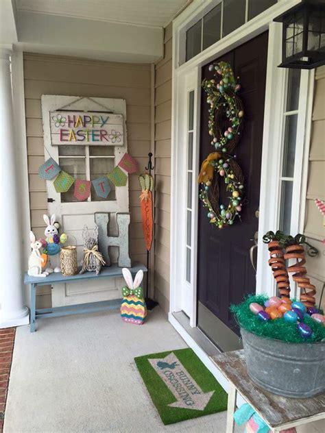outdoor easter decor ideas