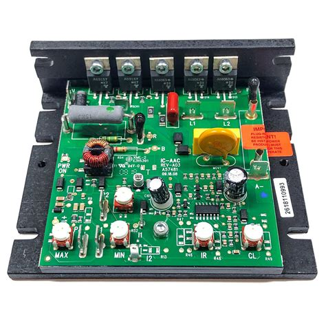KBIC-240D KB Electronics DC SCR Chassis Speed Control ...