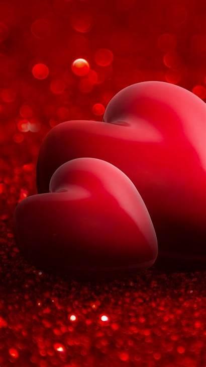 Phone Valentine Heart Wallpapers 4k Valentines Screen