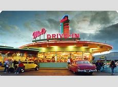 Mel's DriveIn Eating in Los Angeles LikeALocal Guide