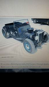 1952 Mg Td Kit Body  Roadster Rat Rod Street Rod  Drag Car