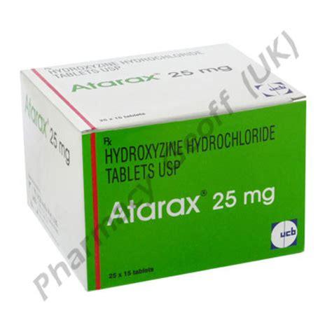 ATARAX price Athens