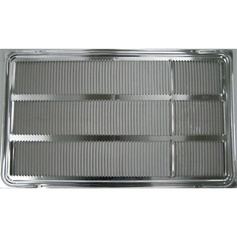 lg electronics sted aluminum grille for lg built in air