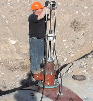 hydraulic hot tapping machine