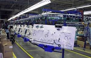 The Wire Harness Paced Assembly Conveyor  Often Referred To As A