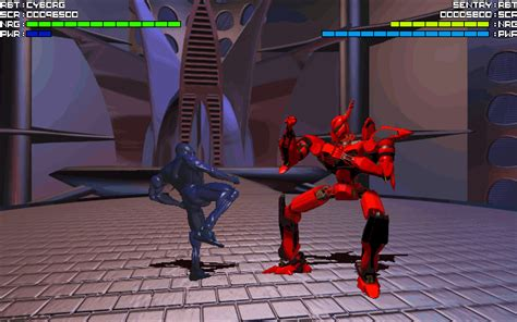 Rise Of The Robots (game)