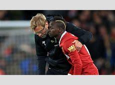 Trending Liverpool's Sadio Mane plays down Jurgen Klopp
