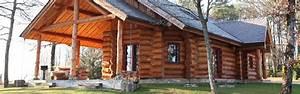 Maison En Rondin : construction maison en rondin de bois ventana blog ~ Melissatoandfro.com Idées de Décoration