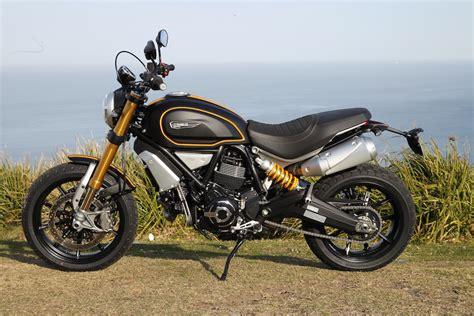 ducati scrambler  sport australian motorcycle news