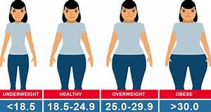 Bmi Chart Female What Is This Quot Body Mass Index Bmi Quot And What It Does