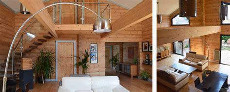 maison bois massif en kit maison bois en kit mikabois maisons bois