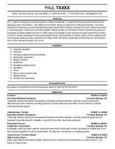 resume exles for skilled laborers skilled labor resume exle oaktreelandscaping odessa