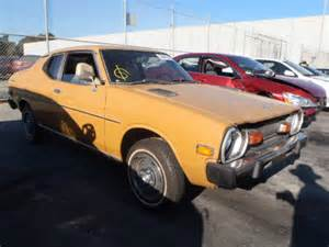 Datsun F10 For Sale by Auto Auction Ended On Vin Kplf10008236 1976 Datsun F10 In
