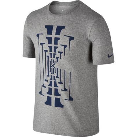 nike kyrie bm 1 t shirt 830995 063 basketball clothing