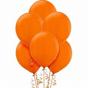 Orange Peel Lat... Balloons