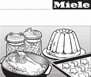 Miele Double Oven H4212b User Guide