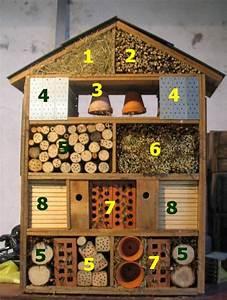 Fabriquer Un Hotel A Insecte : fabriquer un h tel insectes guide astuces ~ Melissatoandfro.com Idées de Décoration