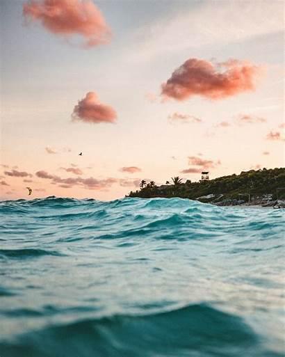 Wallpapers Clear Water Sky Unsplash