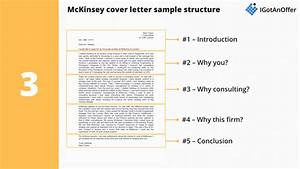 Mckinsey Cover Letter Example Good Cover Letter Mckinsey Applying To Mckinsey
