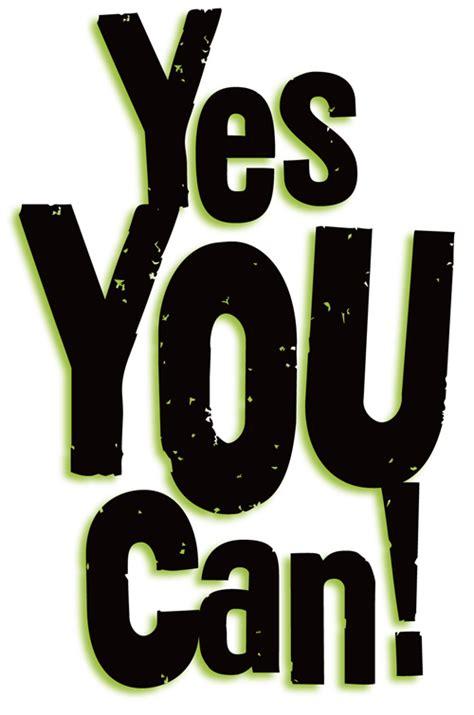 Yes You Can! Logo  Felice Croul Associates
