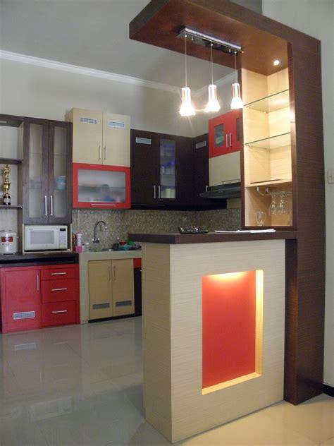 desain dapur minimalis  mini bar furniturumah