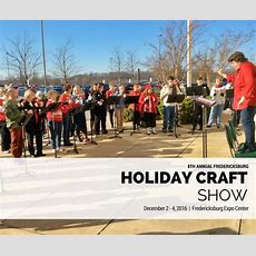 The Fredericksburg Holiday Craft Show, Dec 234, Is The