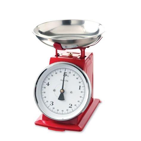 balance cuisine design balance de cuisine rétro 5 kg balances et doseurs de cuisine ustensiles de cuisine mathon fr
