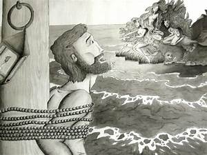 The gallery for --> Island Of The Sirens Odysseus