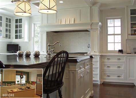 Kitchen Design Remodel by Shore Kitchen Remodels Before After Benvenuti