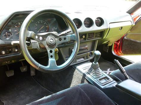 Datsun 280z Interior. ... 1982 Datsun 280zx