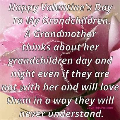 Valentines Grandchildren Happy Quotes Sayings Valentine Daughter