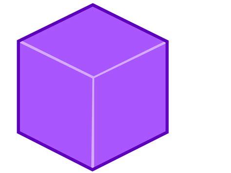 Cube Clipart 3d Shapes Clip Cliparts