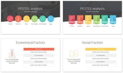 pestel analysis powerpoint template presentationdeckcom