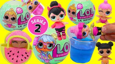 lol boneca surpresa serie  original pronta entrega frete