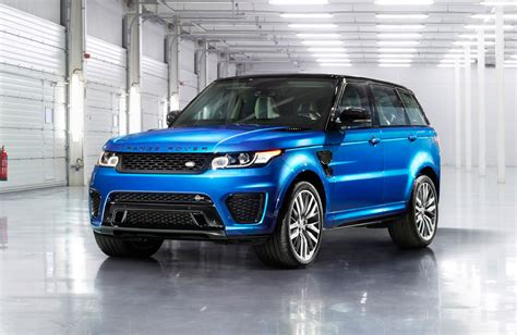 A Bright Future For Jaguar Land Rover Special Vehicle