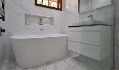 Design A Bathroom For Free by How To Make Your New Bathroom Easy To Clean By Design 5