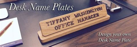 on your desk word whizzle 17 best images about custom wooden name plates on
