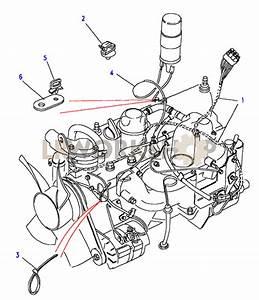 2 25l Petrol Engine Harness