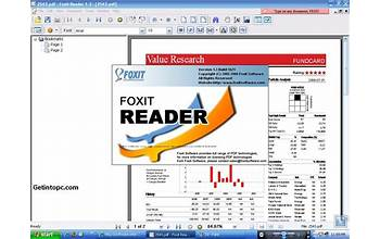 Foxit PDF Reader screenshot #5