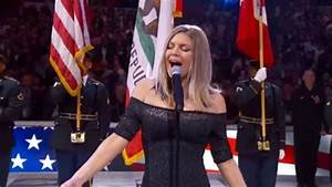 Twitter hilariously trolls Fergie's national anthem ...