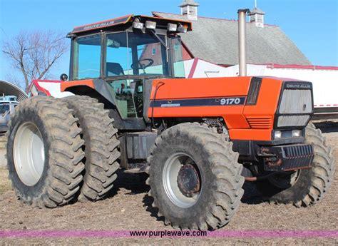 1989 Deutz Allis 9170 Mfwd Tractor