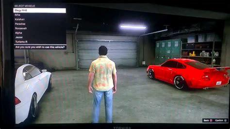 Gta 5 Beekers Garage by Gta V Cruising As Michael Destination Beekers Garage