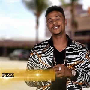 King Zebra Silk Jacket on Love n Hip Hop Hollywood Star ...