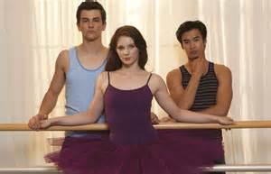 Dance Academy Movie Cast