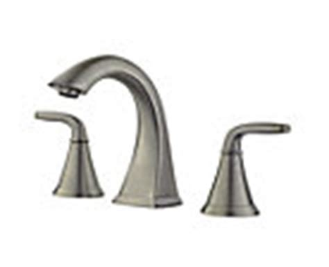 slate pasadena widespread bath faucet f 049 pdsl pfister faucets